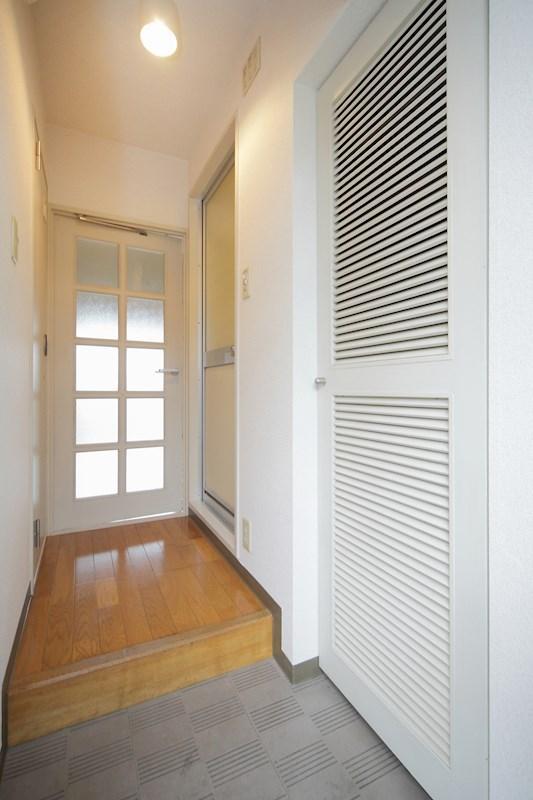 フィガロハウゼン  玄関