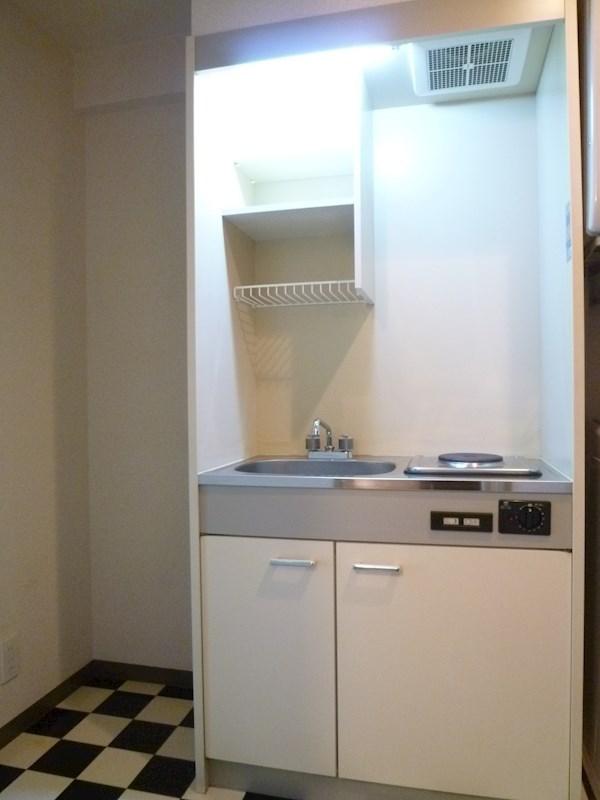 AZUL-KOBEⅡ キッチン
