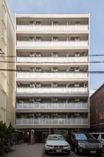 ハーバーステージ神戸元町 外観写真