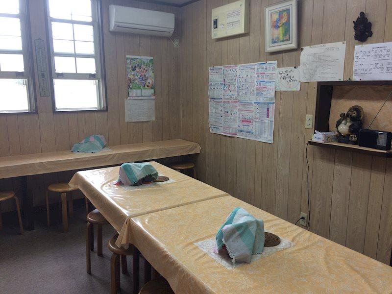 景中寮 キッチン