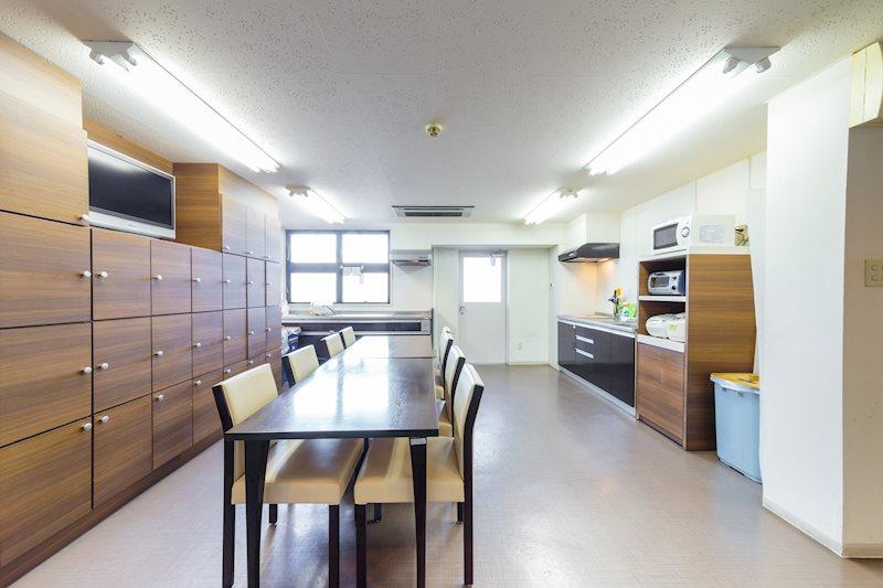 ドーミー新松戸 キッチン