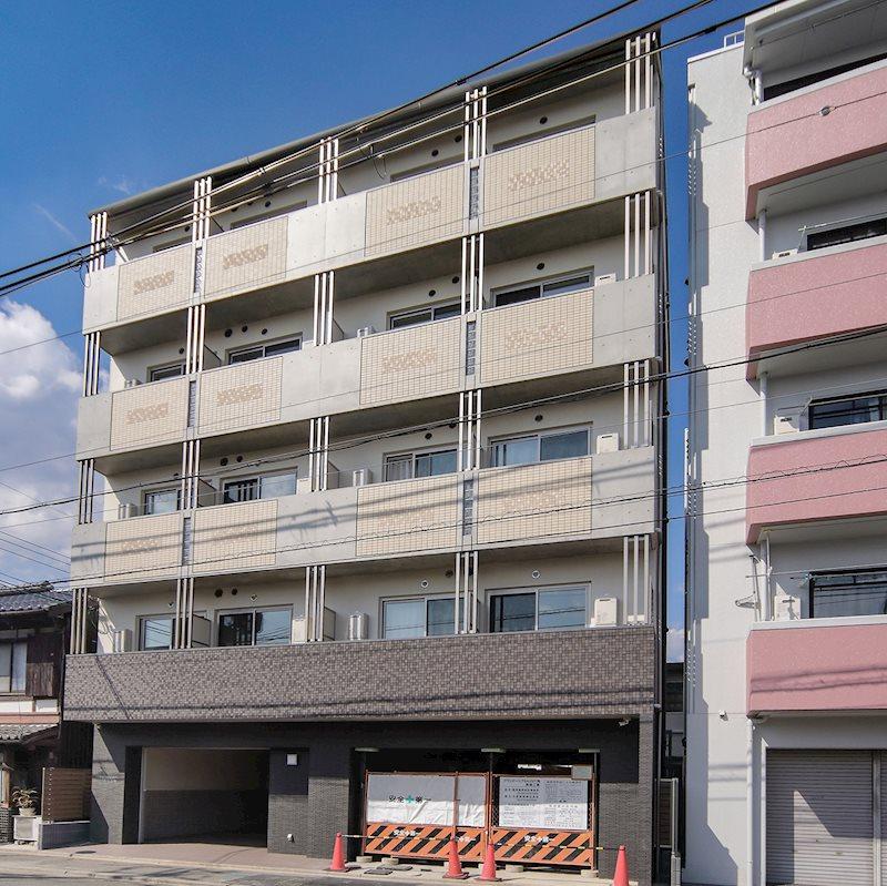 (仮称)西院上花田町学生マンション 外観写真