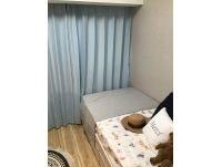 キャンパスヴィレッジ京都西京極 ベッドルーム