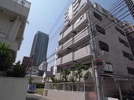 藤和シティホームズ新神戸 外観写真
