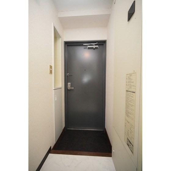 ヴィラリッチーニⅡ号館 玄関