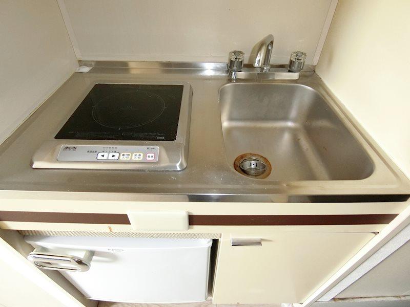 WEST-1 キッチン