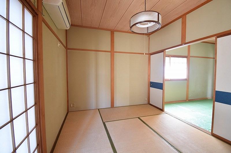 メゾン秋桜 ベッドルーム