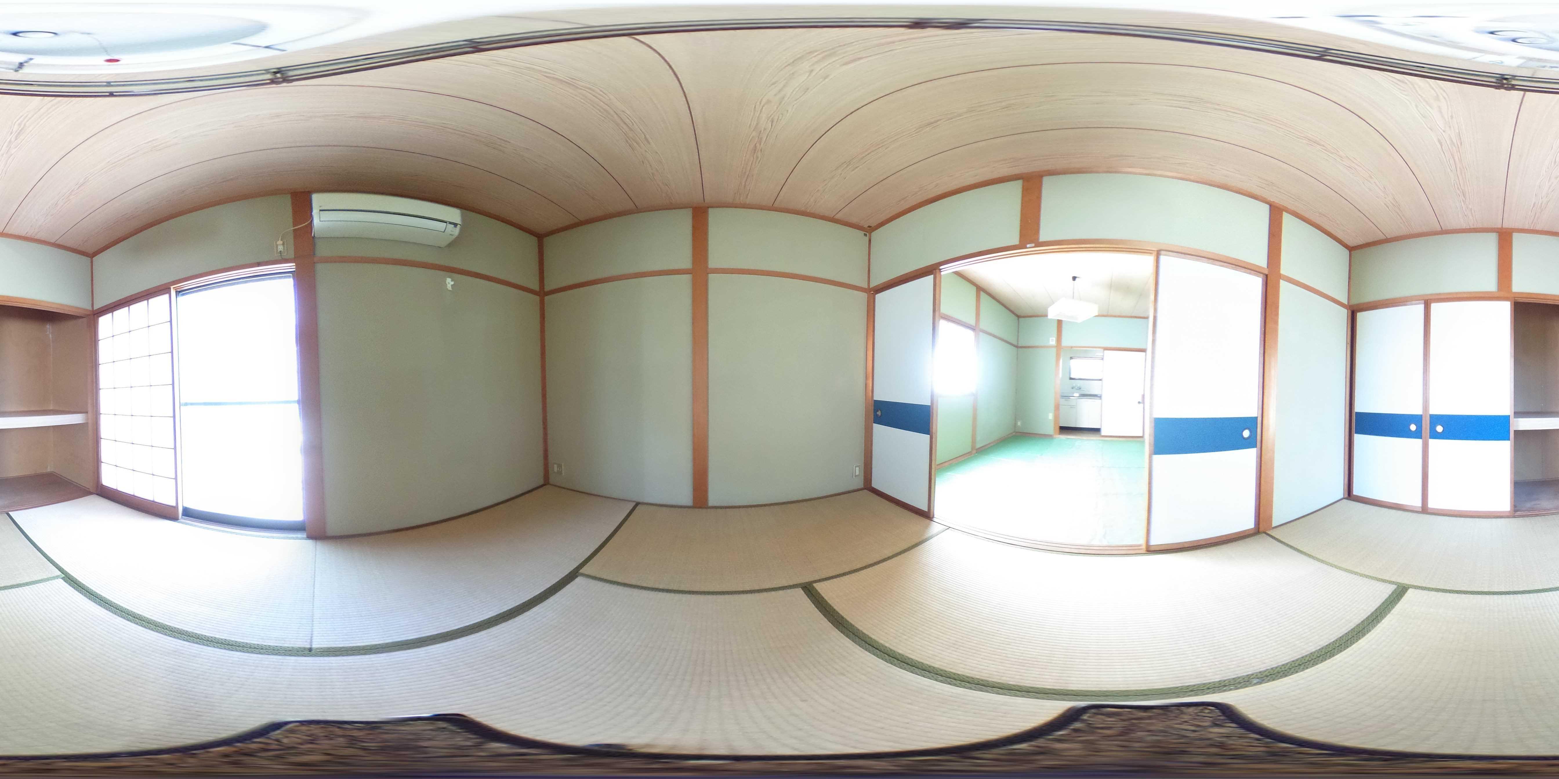 メゾン秋桜 和室