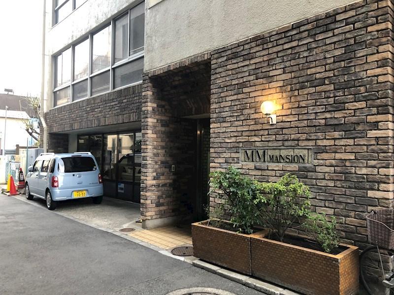 MMマンション 803号室 外観