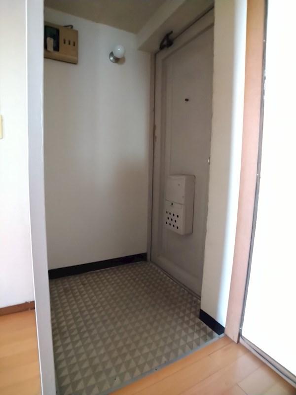 MMマンション 玄関
