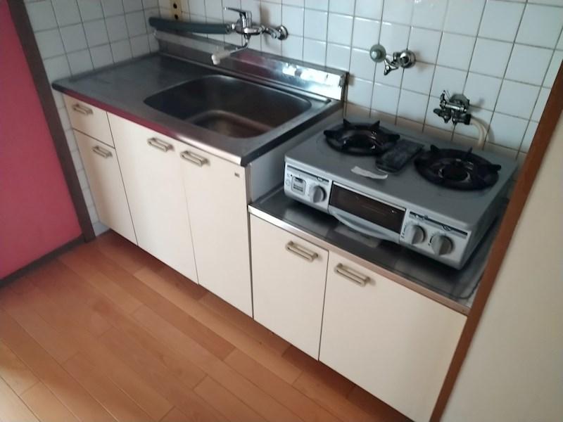 MMマンション キッチン