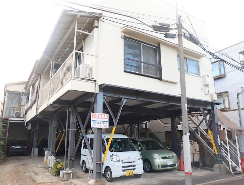 大川コーポ 201号室 外観