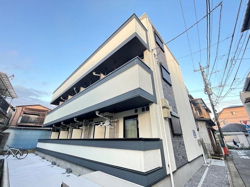 アイプログレイス西新井栄町 203号室 外観