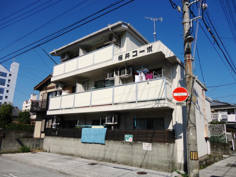 桜井コーポ 302号室 外観