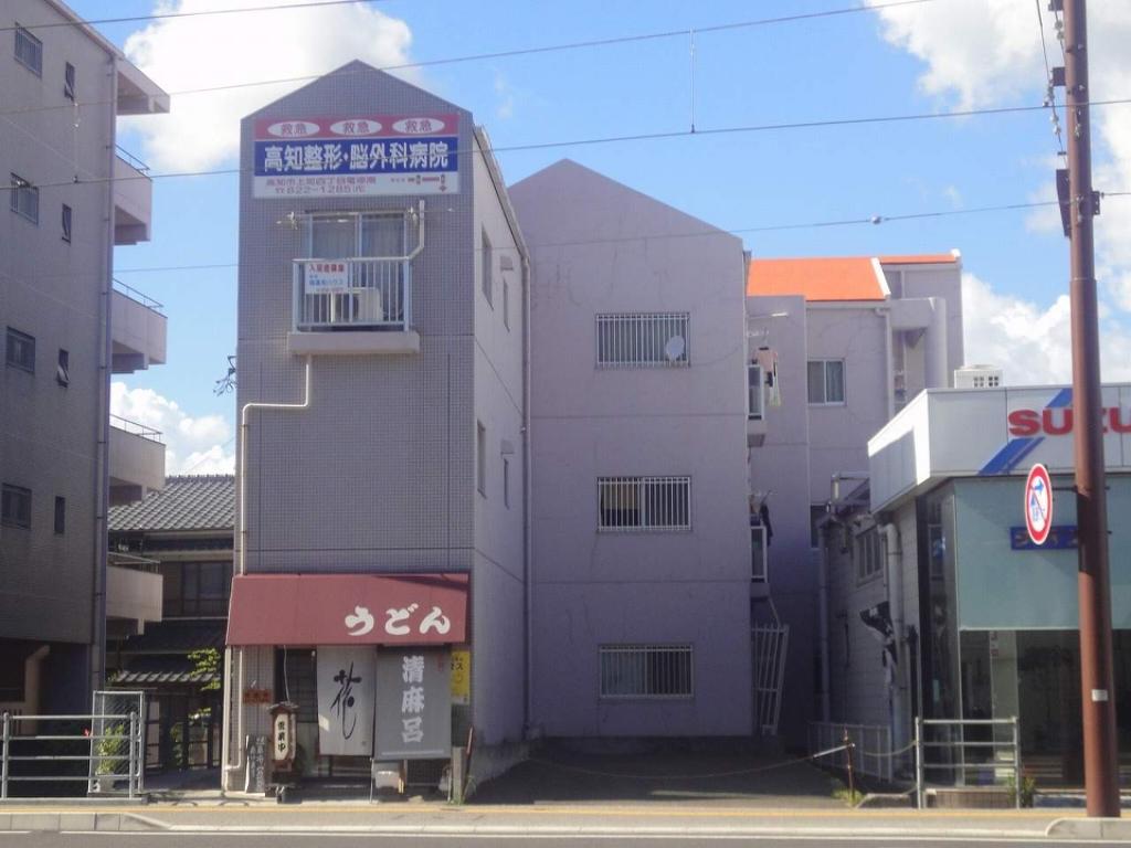 しらさぎマンションⅡ 2B号室 外観