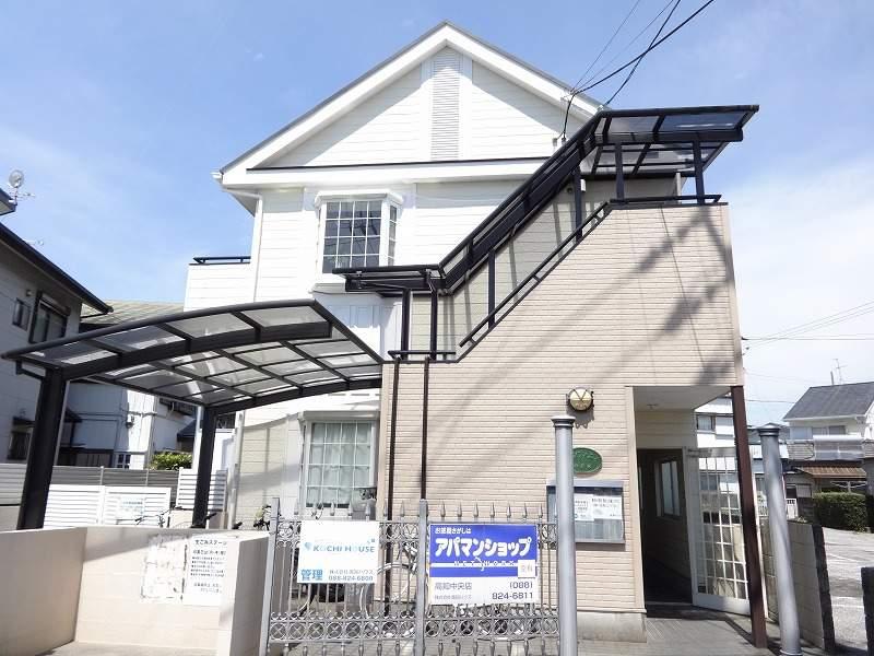 シンフォニィ中須賀 104号室 外観