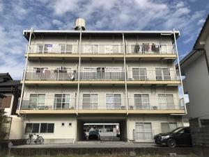 コーポ浜田 403号室 外観
