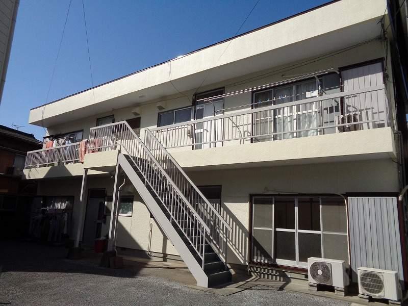 武田マンション(六泉寺) 1F東号室 外観