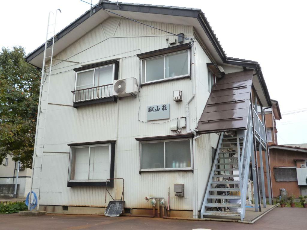 秋山荘 202号室 外観