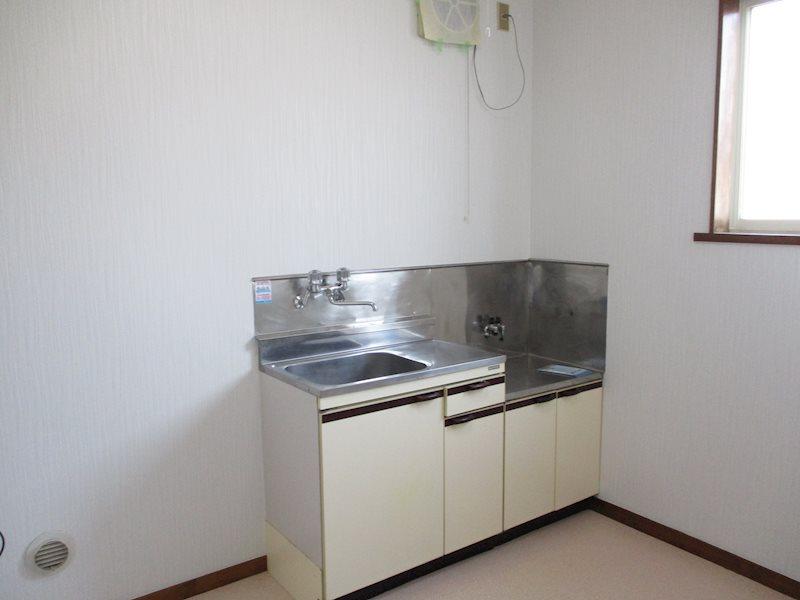 コーポユートピア キッチン