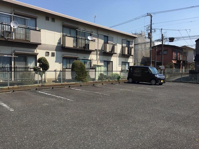 日本管財第1駐車場 外観