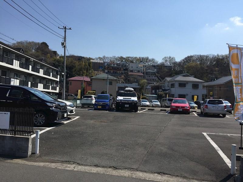 日本管財第6駐車場 外観