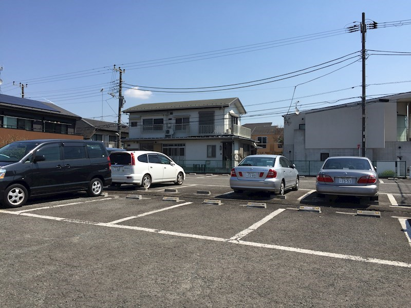 日本管財第8駐車場 外観