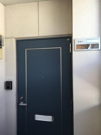 エステート12 玄関