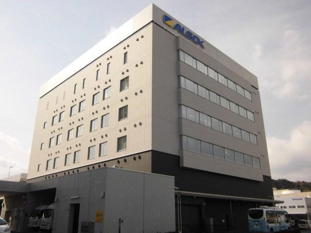 ALSOK静岡ビル 3階事務所(倉庫付) 外観