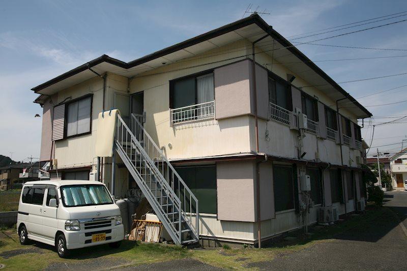 リバーサイド田中 107号室 外観