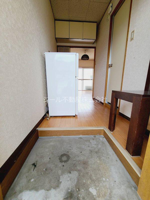 ジュネス喜多川 玄関