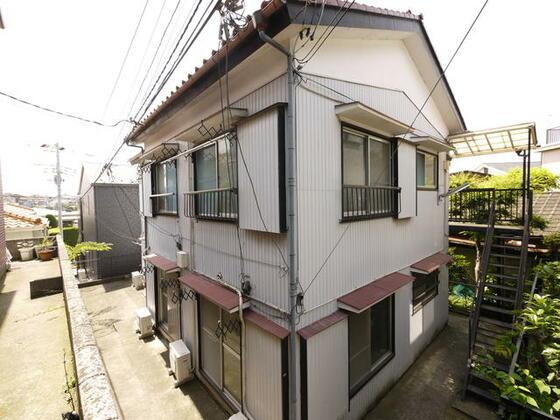 富士見荘 203号室 外観