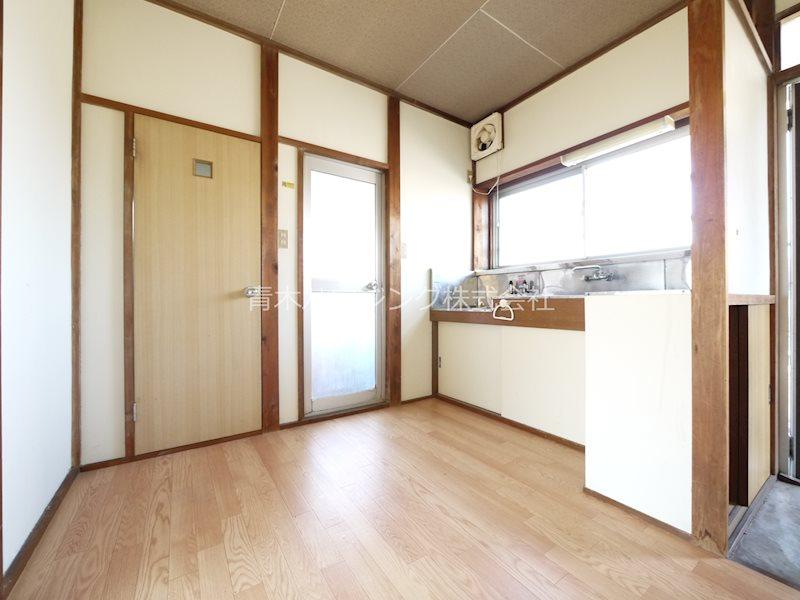 富士見荘 キッチン