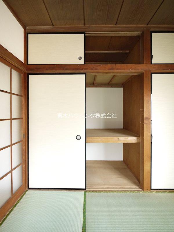 富士見荘 ベッドルーム