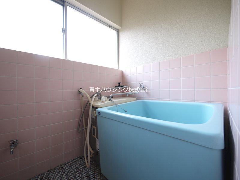 富士見荘 風呂画像