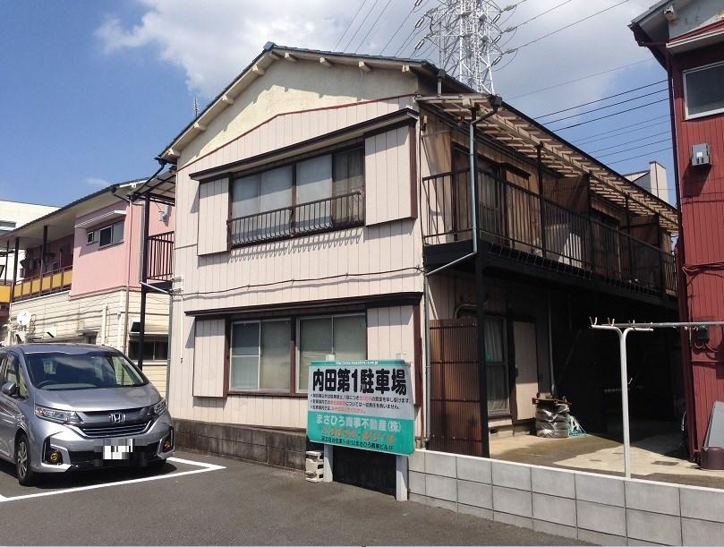 第一栄荘 201号室 外観