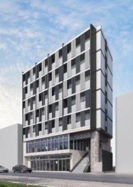 西東京市ひばりが丘北4丁目楽器可(防音・24時間演奏・グランドピアノ・弦管楽器・声楽・DTM)新築マンション 外観