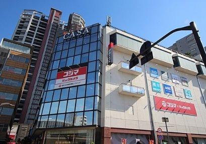 西友ひばりヶ丘店207m