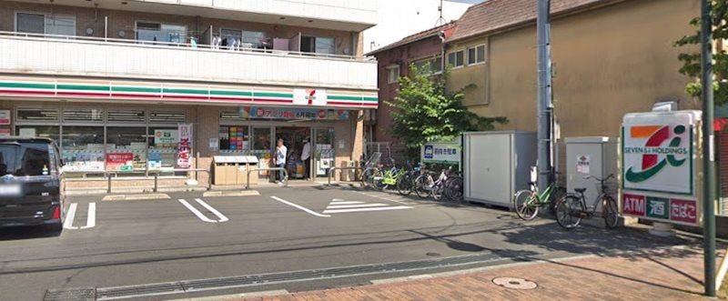 セブン-イレブン大田区西蒲田店300m