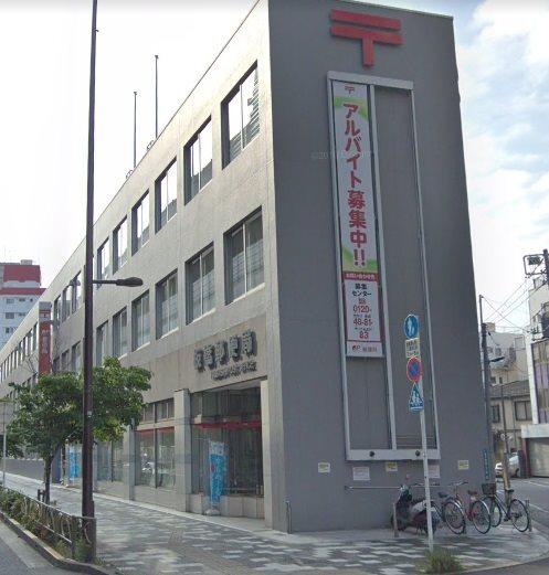 板橋郵便局400m