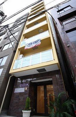 台東区東上野5丁目楽器可(防音・24時間演奏・弦・木楽器・声楽)マンション 外観