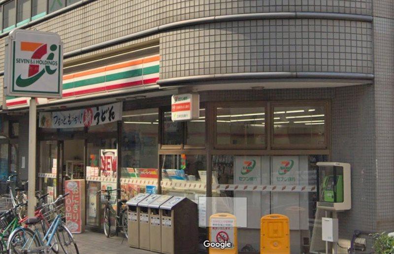 セブン-イレブン 練馬高野台駅前店85m