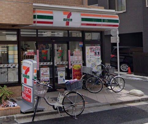 セブン-イレブン 世田谷用賀駅東店43m