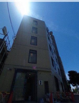 新宿区中落合2丁目楽器可(防音・24時間演奏・グランドピアノ・弦・管楽器・声楽)マンション 外観