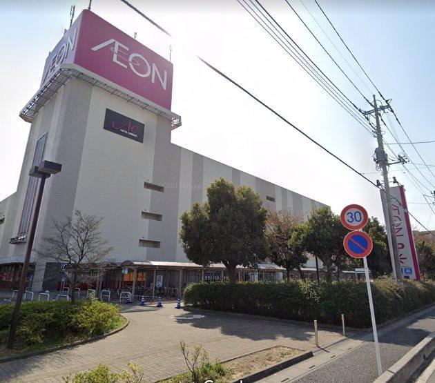 イオン大宮店650m