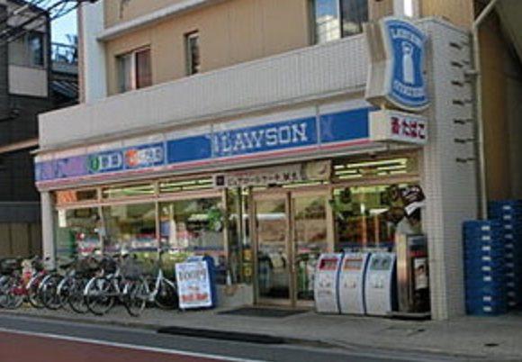 ローソン練馬江古田栄町店 367m