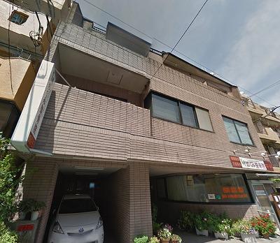 渋谷区笹塚1丁目楽器可(防音・グランドピアノ・弦・管楽器・声楽)マンション 外観