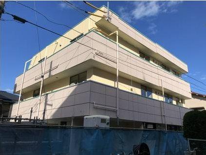 西東京市芝久保町2丁目楽器可(防音・グランドピアノ・弦・管楽器・声楽)マンション 外観