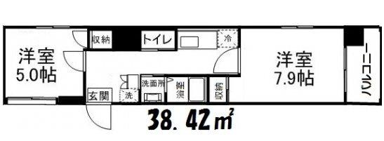 豊島区北大塚2丁目楽器可(防音・グランドピアノ・弦・管楽器・声楽・DTM)マンション 間取り