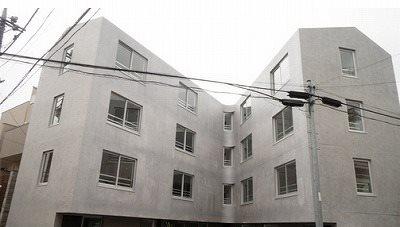 世田谷区下馬2丁目楽器可(防音・ピアノ・弦楽器)マンション 外観